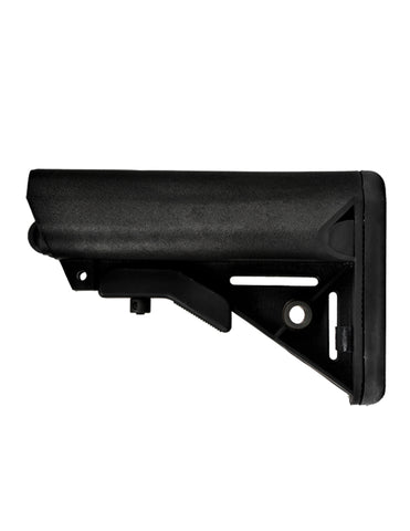 B5 SOPMOD BRAVO Mil Spec Stock | AR15 | Collapsable | Black