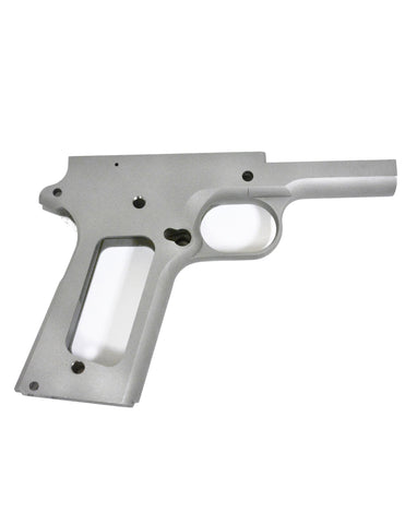 "1911 80% FULL SIZE GOVERNMENT 5"" PISTOL FRAME 416R WITH SMOOTH GRIP"
