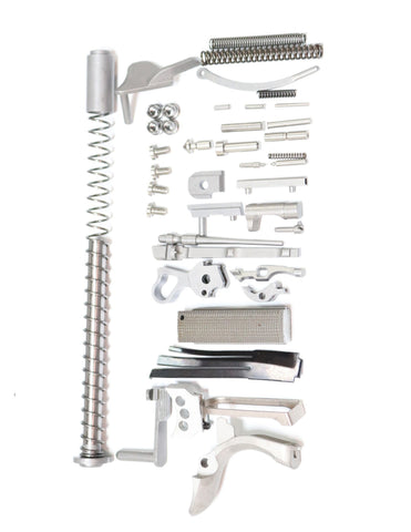 "1911 FULL SIZE 5"" COMPLETE COMPLETION SMALL PARTS KIT 416 STAINLESS"