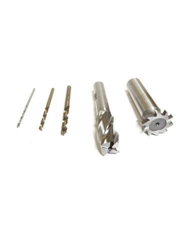 END MILL TOOLING KIT FOR 80% 1911 FRAME – 80percentlowers.com