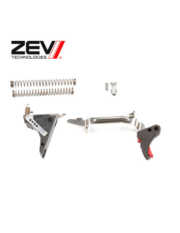 ZEV Technologies Professional Fulcrum Trigger Drop-In Kit, 4th Gen, 9mm
