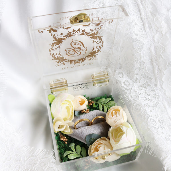 Cassidy Ring Bearer Box