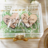 Rustic Ring / Necklace Bearer Box