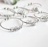Cuff Bangle 4-8 Bridesmaids
