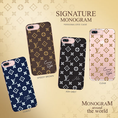 Monogram Around the World