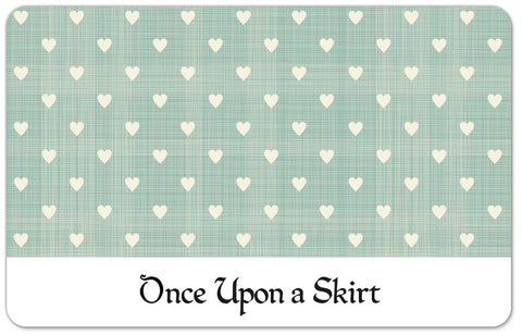 Once Upon a Skirt e-Gift Card