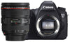 Canon EOS 6D with EF 24-70mm f/4L IS USM Lens Black Digital SLR Camera