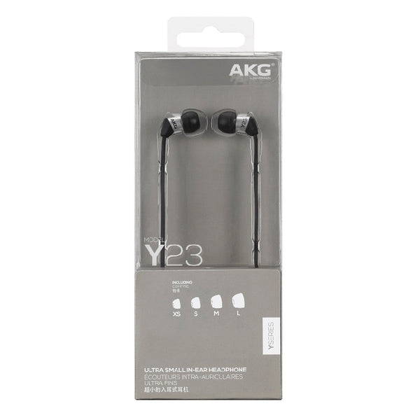 AKG Y23 In-Ear Headphones (Black)