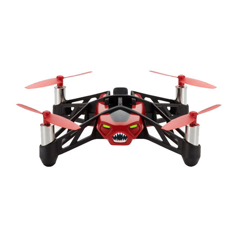Parrot MiniDrones Rolling Spider Robot Red