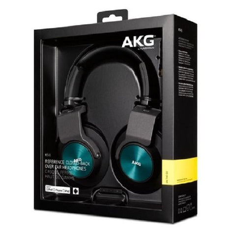 AKG K545 Over-Ear Headphone (Black)