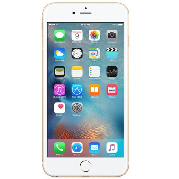 Apple iPhone 6 Plus 64GB 4G LTE Gold Unlocked (Refurbished- Grade A)