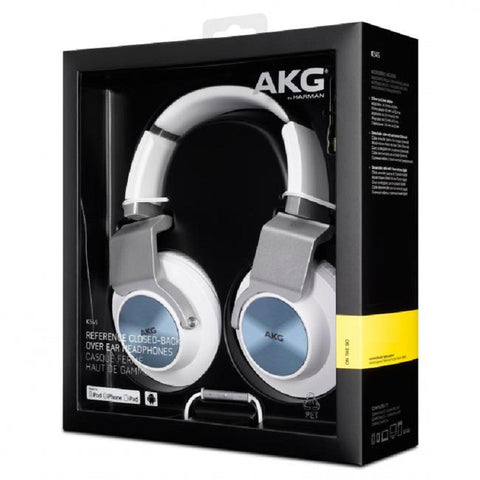 AKG K545 Over-Ear Headphone (White)