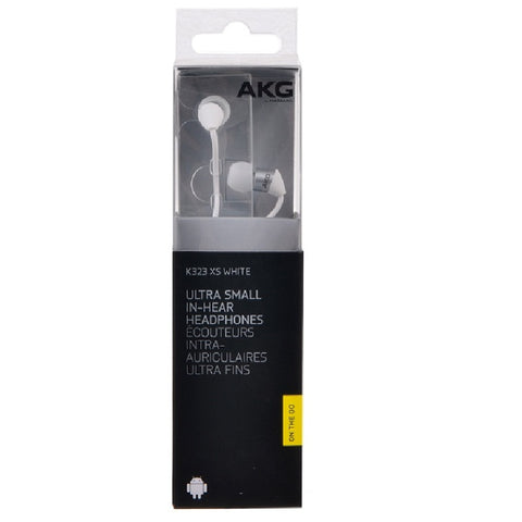 AKG K323XSA In-Ear Headphone (White)