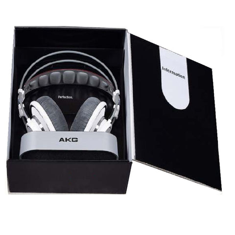 AKG K701 Over-Ear Headphone (White)