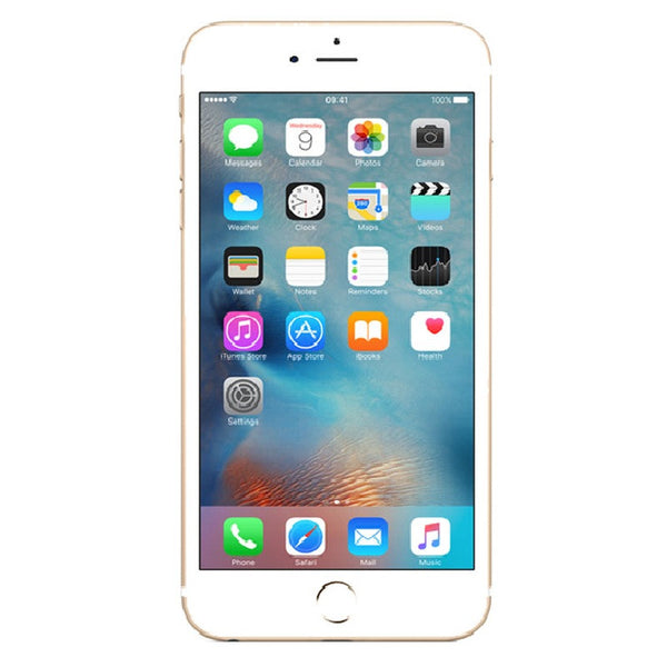 Apple iPhone 6 Plus 128GB 4G LTE Gold Unlocked (Refurbished- Grade A)
