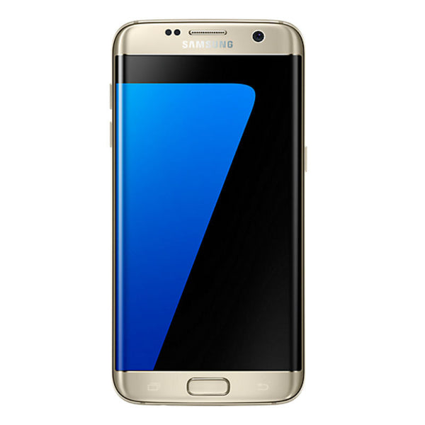 Samsung Galaxy S7 Edge Dual 32GB 4G LTE Gold Platinum (SM-G935FD) Unlocked