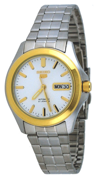 Seiko Automatic SNKK96K1 Watch (New with Tags)