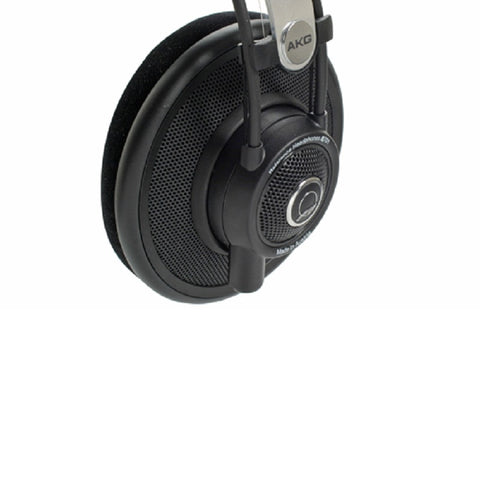 AKG Q701 Quincy Jones Over-Ear Headphones (Black)