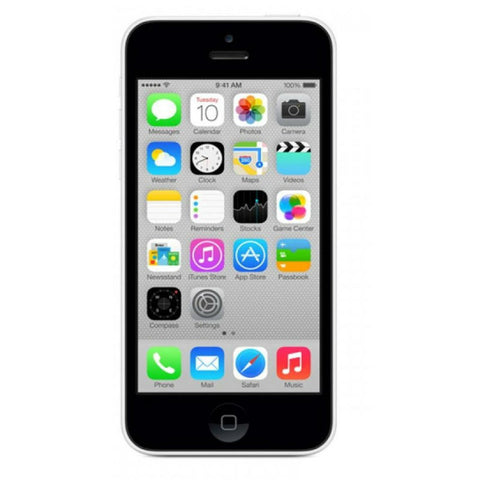 Apple iPhone 5C 16GB 4G LTE White Unlocked (Refurbished- Grade A)