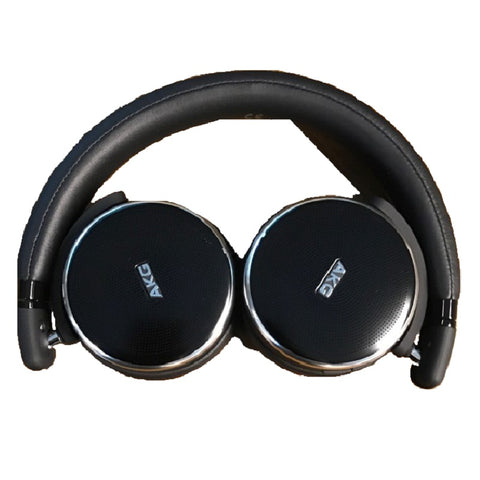 AKG N60NC On-Ear Noise Cancelling Headphone (Black)