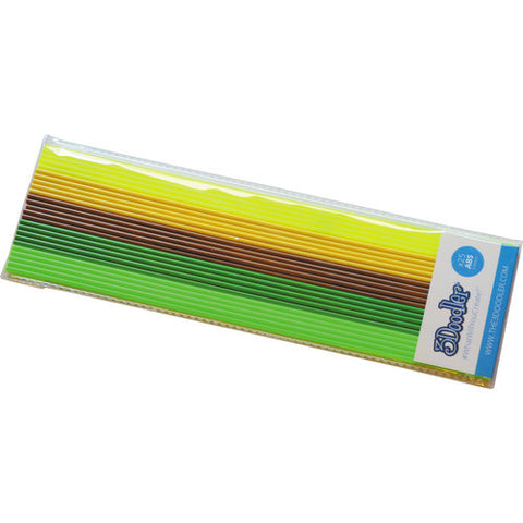 3Doodler Refill ABS Welcome to the Jungle Mixed Filament Pack (25 Strands) AB-MIX6