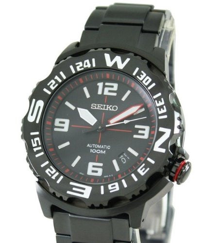 Seiko Superior Automatic SRP447K1 Watch (New with Tags)