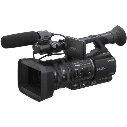 Sony Handycam HVR-Z5P Professional HDV Black (PAL) Video Camera and Camcorders