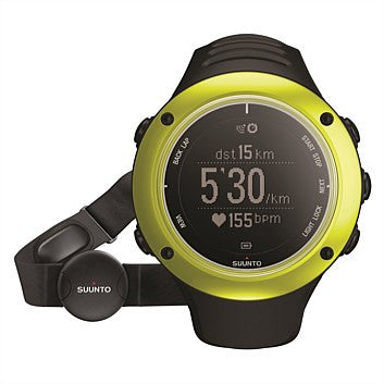 Suunto Ambit2 S SS020133000 GPS Sports Watch Lime (HR)