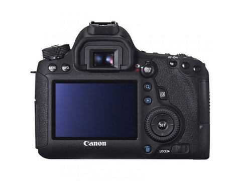 Canon EOS 6D Kit with 24-105mm f/4L USM Lens Black Digital SLR Camera