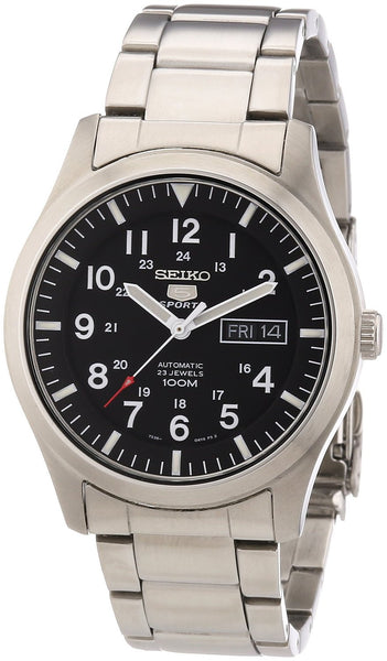 Seiko 5 Automatic SNZG13K1 Watch (New with Tags)