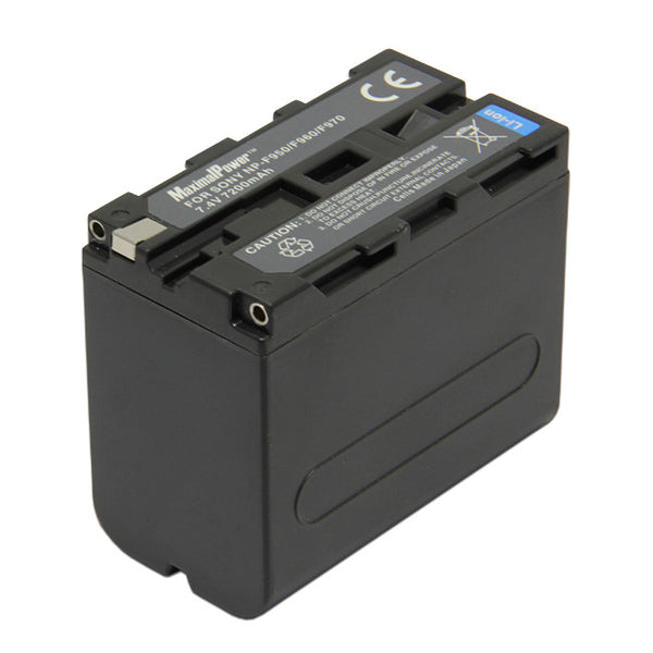 Maximal Power NP-F970/930/950 Generic Battery