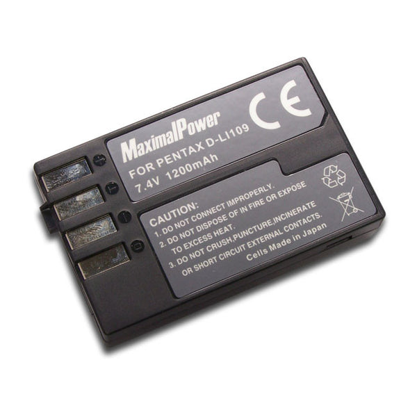 Maximal Power D-Li109 Generic Battery