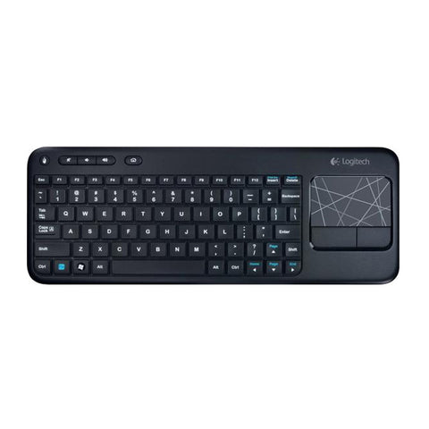 Logitech K400 Plus Wireless Touch Keyboard 920-007165