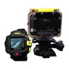 HP Vista Quest AC300W Black Digital Action Camera