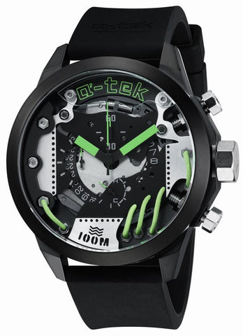 A-tek Komposition Chronograph A1402N Watch (New with Tags)