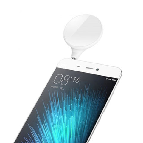 Xiaomi LED Selfie Flash Light 3.5 Jack Plug (White)