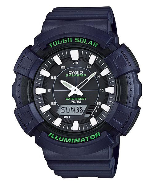 Casio Sports Standard Analog AD-S800WH-2A Watch (New with Tags)