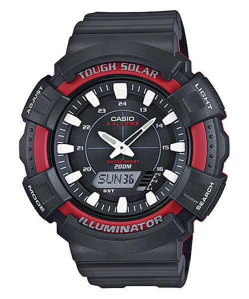 Casio Sports Standard Analog AD-S800WH-4A Watch (New with Tags)