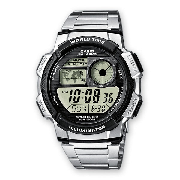 Casio Youth Digital AE-1000WD-1A Watch (New with Tags)