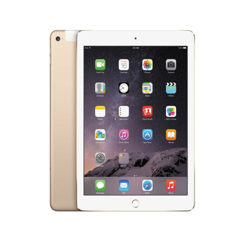 Apple iPad Air2 128GB 4G LTE Gold Unlocked