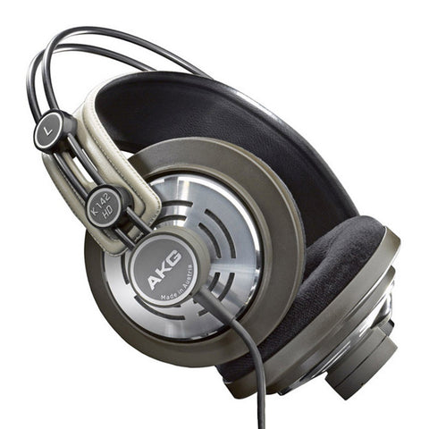 AKG K142HD On-Ear High Definition Headphone (Black)