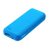 Amuse Deux 6000 mAh Polymer Power Bank (Denim Blue)