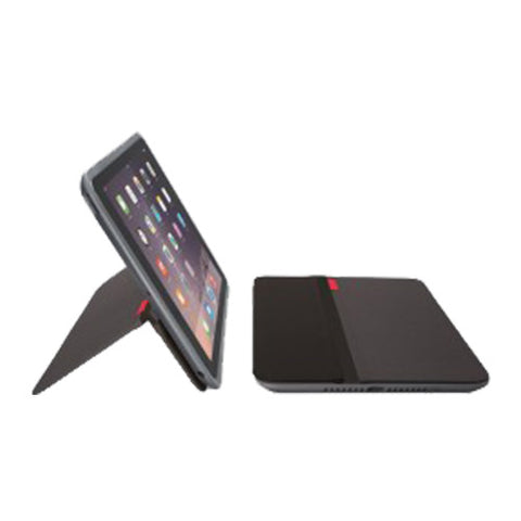Logitech AnyView Folio with Any Angle Stand Tablet Cover for iPad Mini / Mini 2 / Mini 3 Black