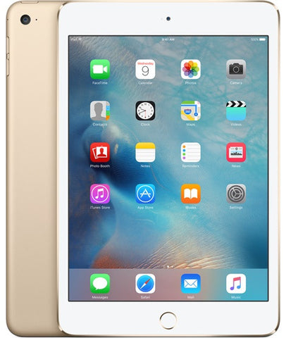 Apple iPad Mini 4 16GB 4G LTE Gold Unlocked
