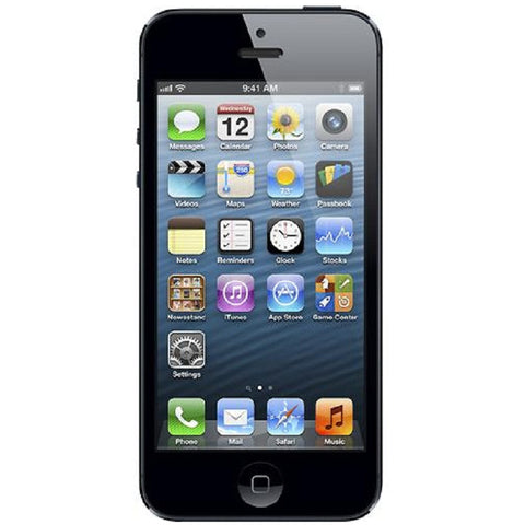 Apple iPhone 5 16GB 4G LTE Black Unlocked