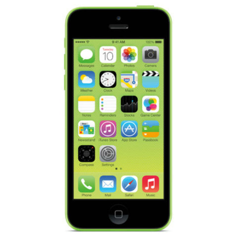 Apple iPhone 5c 8GB 4G LTE Green Unlocked
