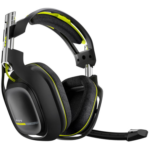 Astro A50 Gaming Headset with Wireless MixAmp Gen 2 for XOne /PS4/PS3/PC/MAC (Black/Lime)