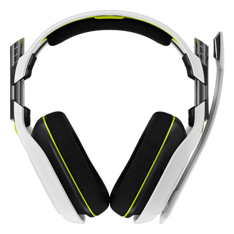 Astro A50 Gaming Headset with Wireless MixAmp Gen 2 for XOne /PS4/PS3/PC/MAC (White/Lime)