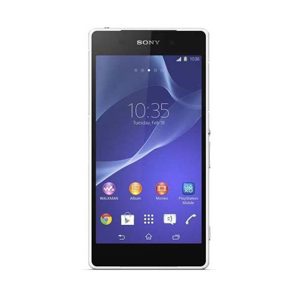 Sony Xperia Z2 16GB 4G LTE White (D6503) Unlocked