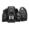 Nikon D5300 Body Black Digital SLR Camera (Kit Box)
